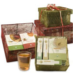 Organic Tea Gift Tower